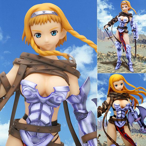Figurine Leina – Queen's Blade