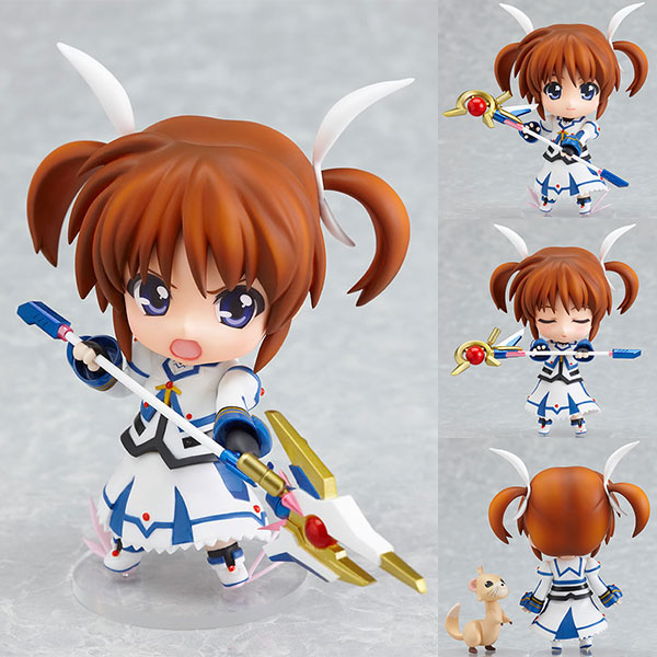 Figurine Nendoroid Takamachi Nanoha – Mahou Shoujo Lyrical Nanoha The Movie 1st