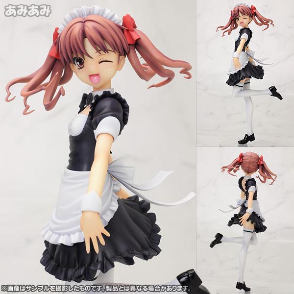 Figurine Shirai Kuroko – To Aru Kagaku no Railgun
