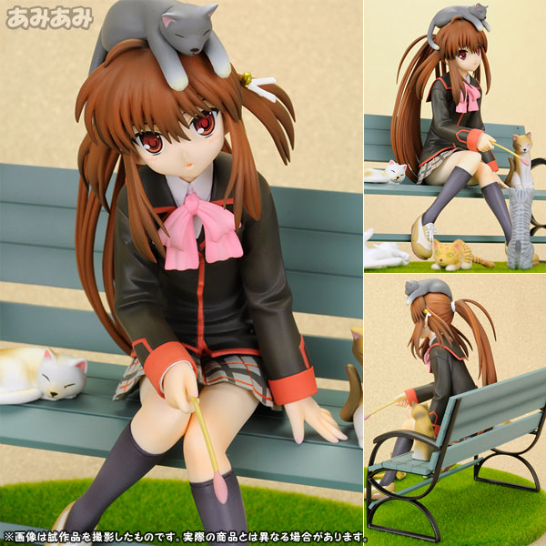 Figurine Natsume Rin – Little Busters!