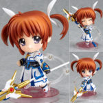 Figurine Nendoroid Takamachi Nanoha – Mahou Shoujo Lyrical Nanoha The Movie 2nd A's