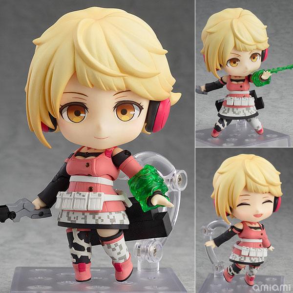"Figurine Nendoroid Beatrice ""Lily"" Anastasi – Freedom Wars"