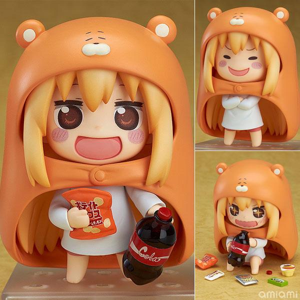 Figurine Nendoroid Doma Umaru