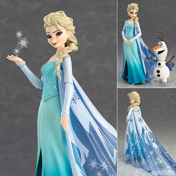 Figurine Elsa – Frozen