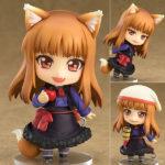 Figurine Nendoroid Holo – Ookami to Koushinryou