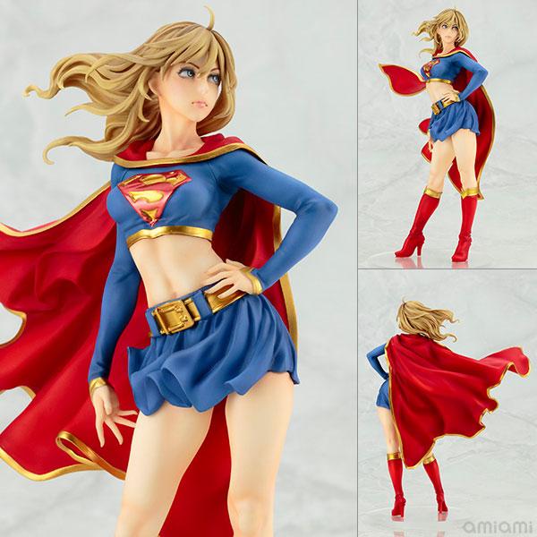 Figurine Supergirl – DC Universe