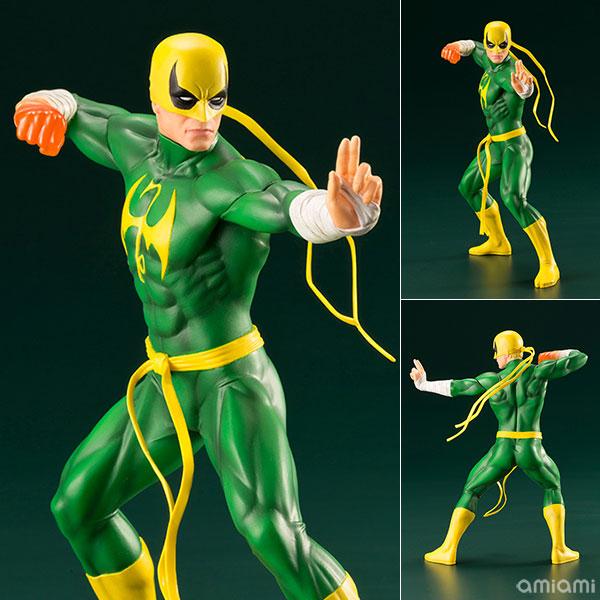 Figurine Iron Fist – The Defenders
