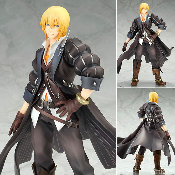 Figurine Eizen – Tales of Berseria