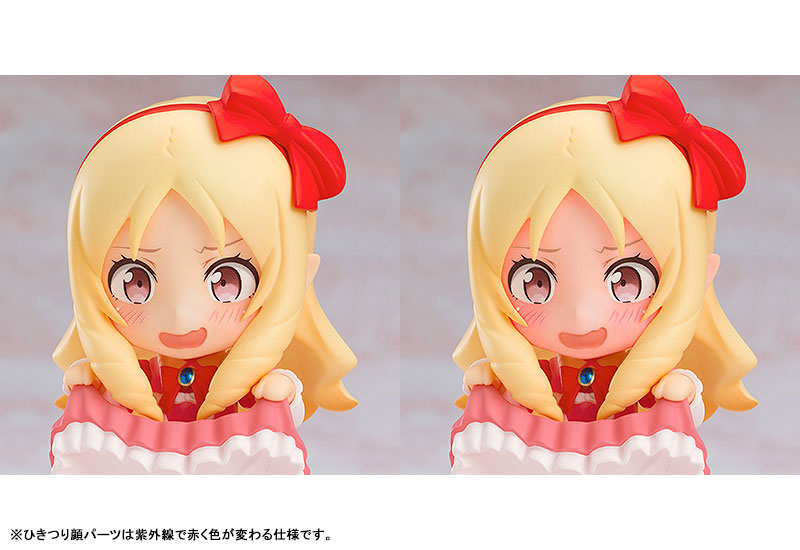 Figurine Nendoroid Yamada Elf – Eromanga Sensei