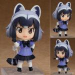 Figurine Nendoroid Araiguma – Kemono Friends