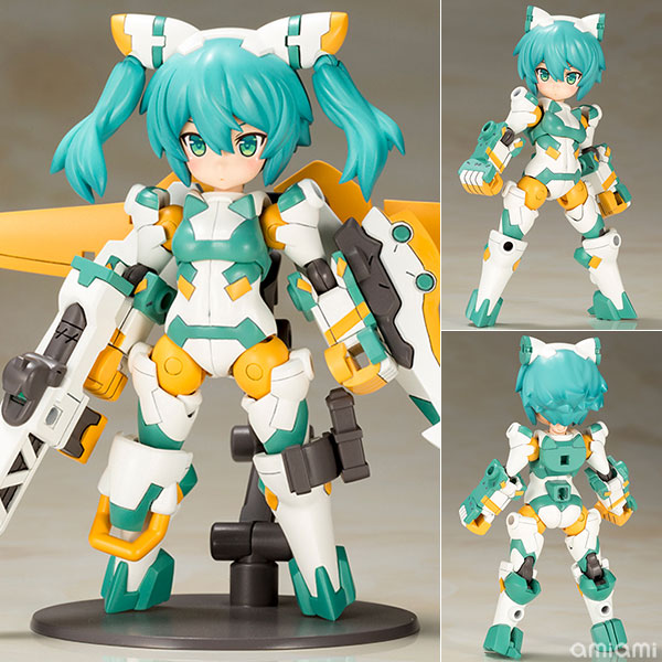 "Figurine B-101s ""Sylphy"" – Frame Arms Girl"
