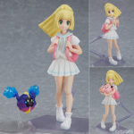 Figurine Lilie – Pocket Monsters Moon, Pocket Monsters Sun