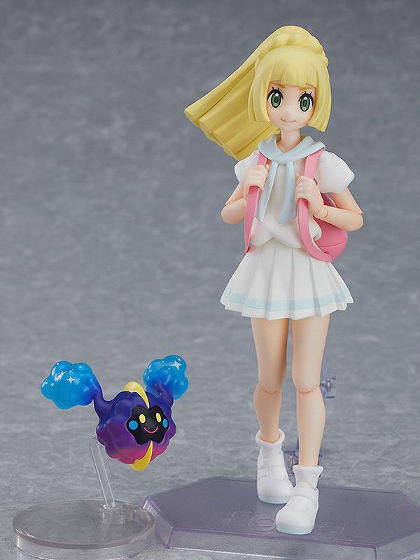 Figurine Lilie – Pocket Monsters Moon, Pocket Monsters Sun