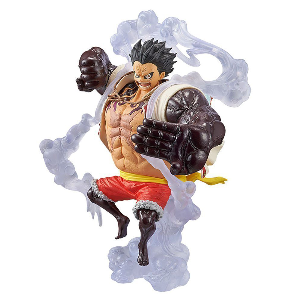 Figurine Monkey D. Luffy (Gear Fourth, The Bound Man) – One Piece