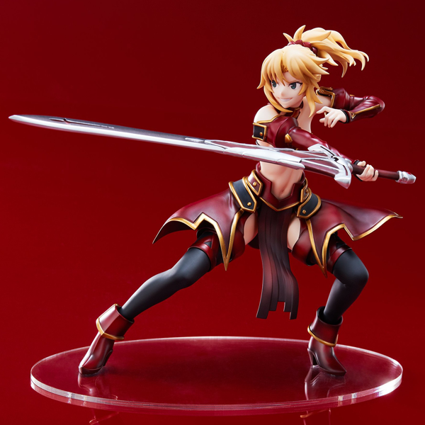 Figurine Mordred (Limited + Exclusive) – Fate/Apocrypha