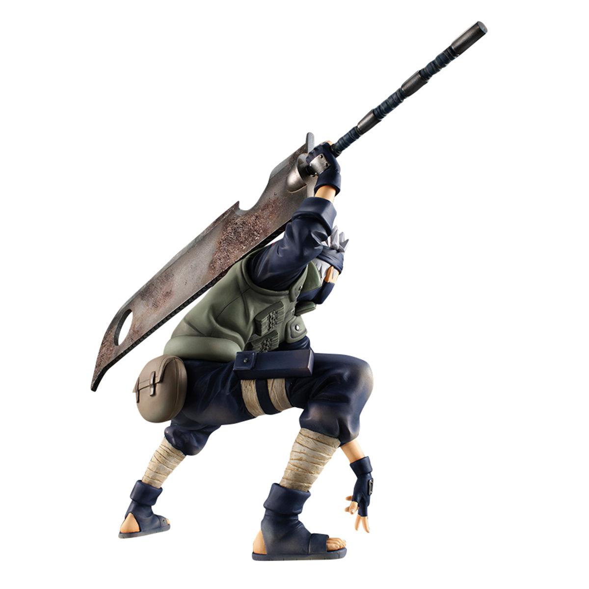 Figurine Hatake Kakashi (Limited + Exclusive) – Naruto Shippuuden