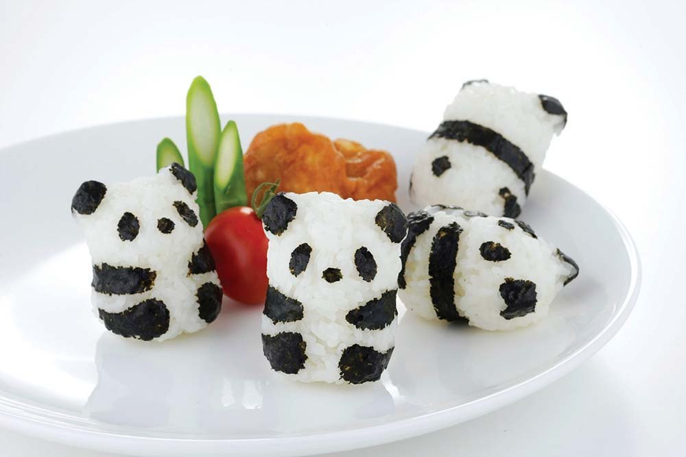 Kit de Fabrication Baby Panda Onigiri