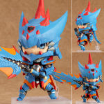 Figurine Hunter – Monster Hunter 3 (Tri) G