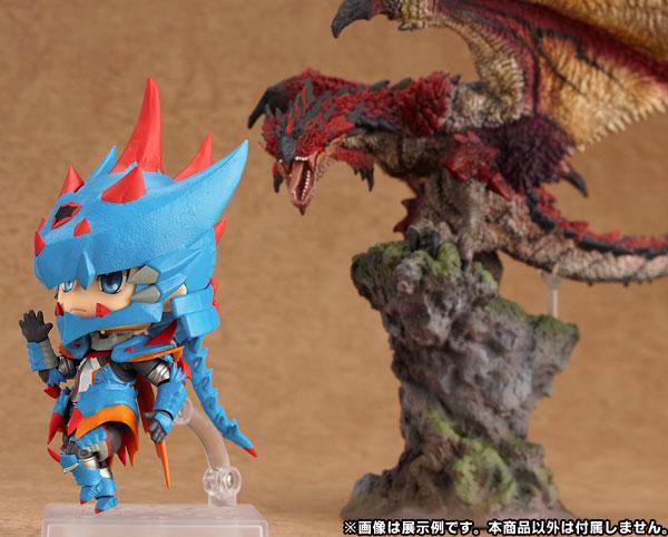 Figurine Hunter – Monster Hunter 3 (Tri) G