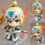 Figurine Nendoroid Hunter – Monster Hunter 3 (Tri) G