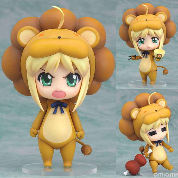 Figurine Nendoroid Saber Lion – Fate/Tiger Colosseum