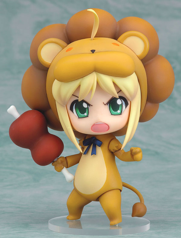 Figurine Nendoroid Saber Lion – Fate/Tiger Colosseum
