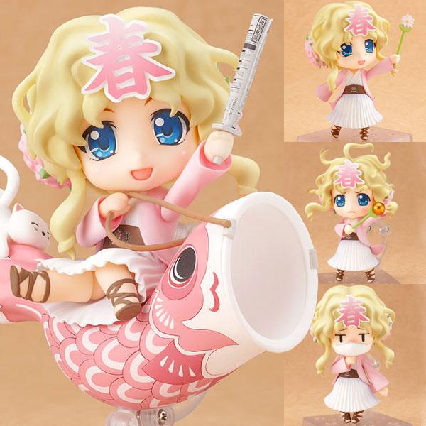 Figurine Nendoroid Haru-chan – Haru-chan no Kishou Mamechishiki