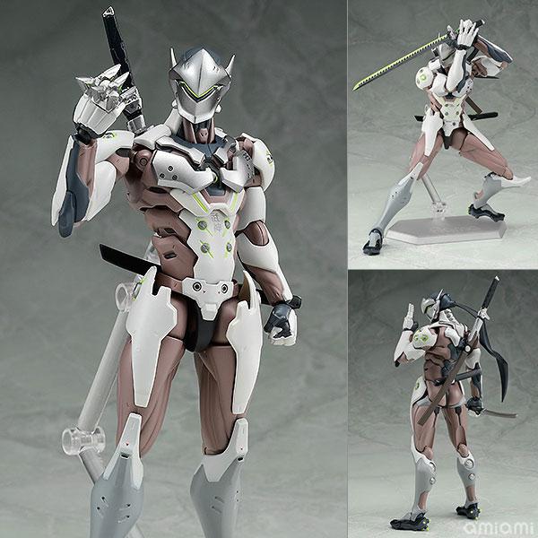 Figurine Genji – Overwatch