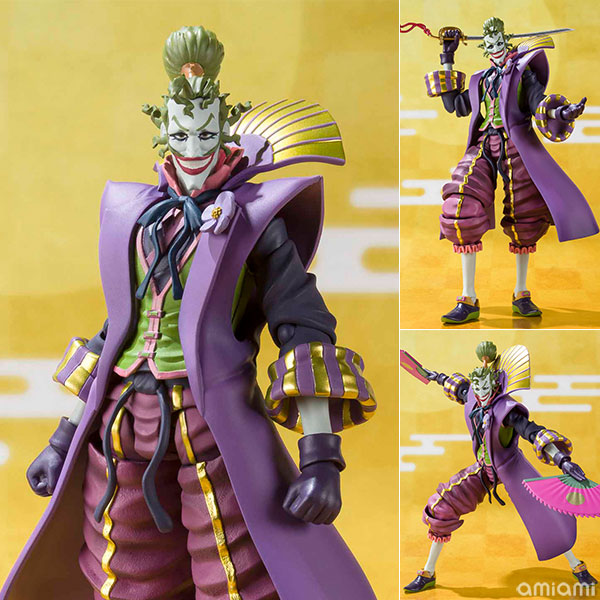 Figurine Joker – Batman Ninja