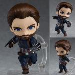Figurine Nendoroid Captain America – Avengers: Infinity War