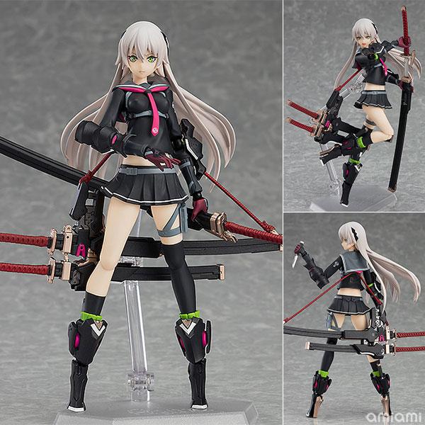 Figurine Ichi – Heavily Armed High School Girls