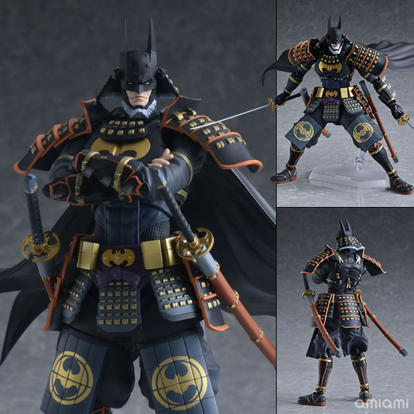 Figurine Batman (DX Sengoku Edition) – Batman Ninja