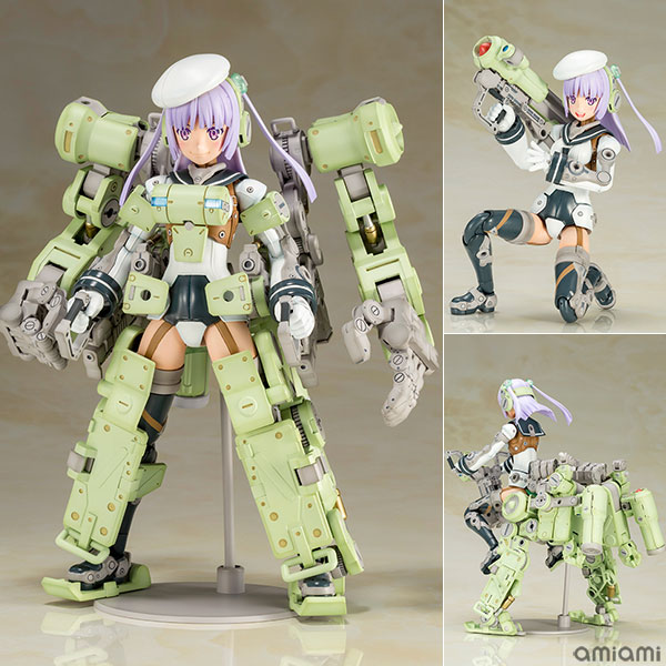 Figurine Greifen – Frame Arms Girl