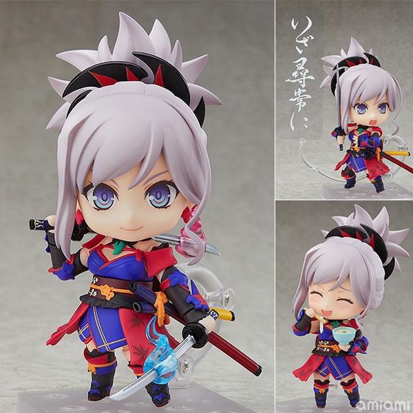 Figurine Nendoroid Miyamoto Musashi – Fate/Grand Order