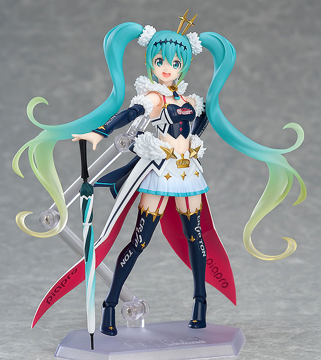 Figurine Hatsune Miku - GOOD SMILE Racing