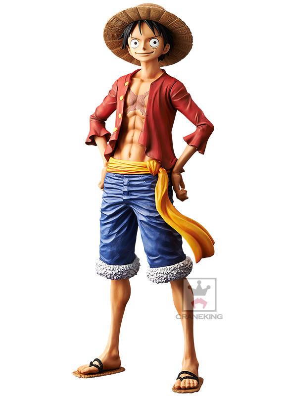 Figurine Monkey D. Luffy – One Piece