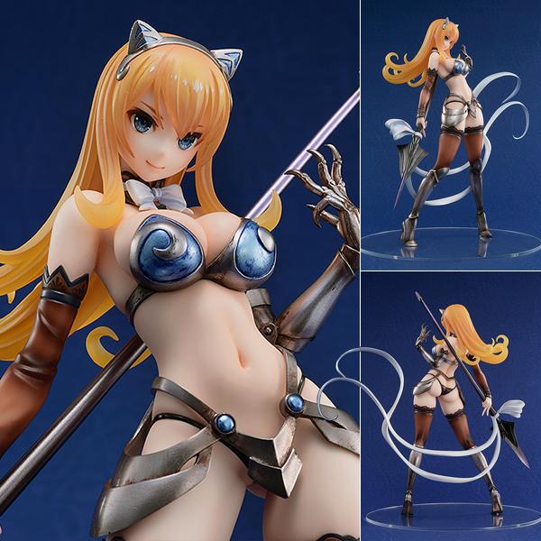 Figurine Erina (Limited + Exclusive) – Queen's Blade Unlimited