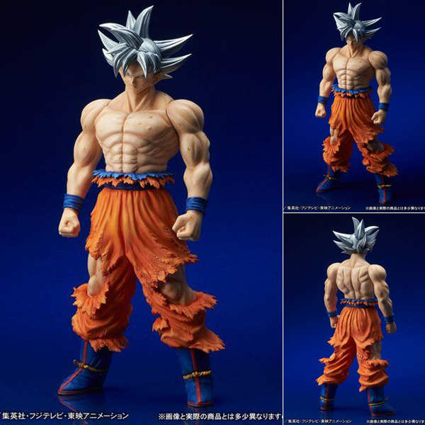Figurine Son Goku Migatte no Gokui (Figurine Son Goku Super Instinct) – Dragon Ball Super