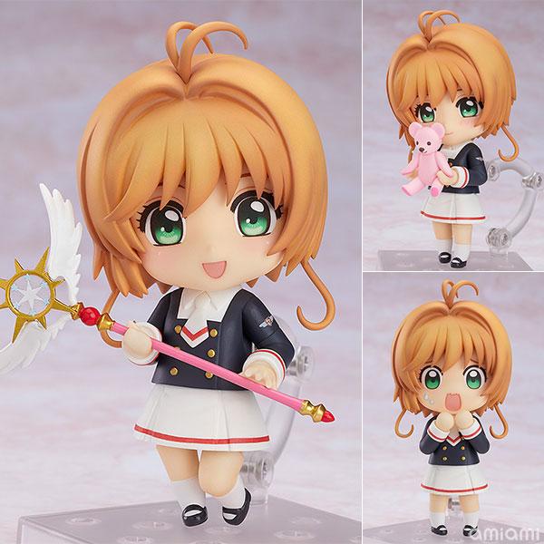 Figurine Nendoroid Kinomoto Sakura – Card Captor Sakura: Clear Card-hen