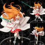 Figurine Asuna – Gekijouban Sword Art Online : -Ordinal Scale-