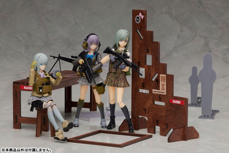 Figurine Toyosaki Ena – Little Armory