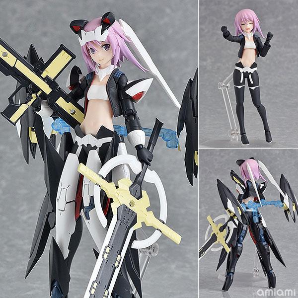 Figurine Hirasaka Yotsuyu – Alice Gear Aegis