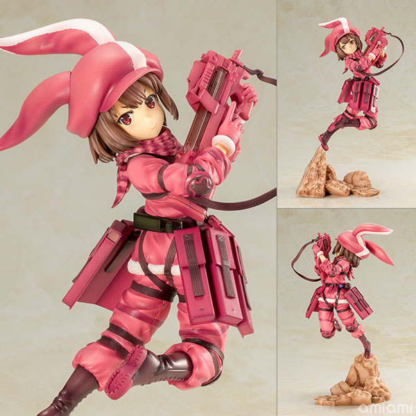Figurine Llenn – Sword Art Online Alternative Gun Gale Online