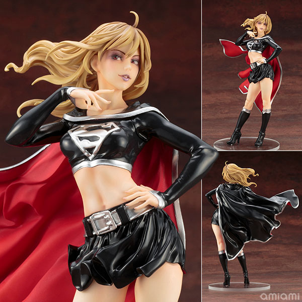 Figurine Supergirl (Limited + Exclusive) – DC Universe, Superman