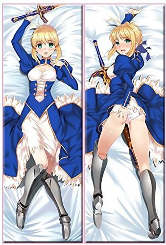 Taie d'oreiller (150×50cm) – Fate/stay night FateGo Fate/grand order FGO