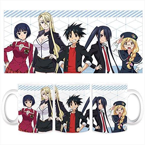 Mug Cup de UQ Holder!