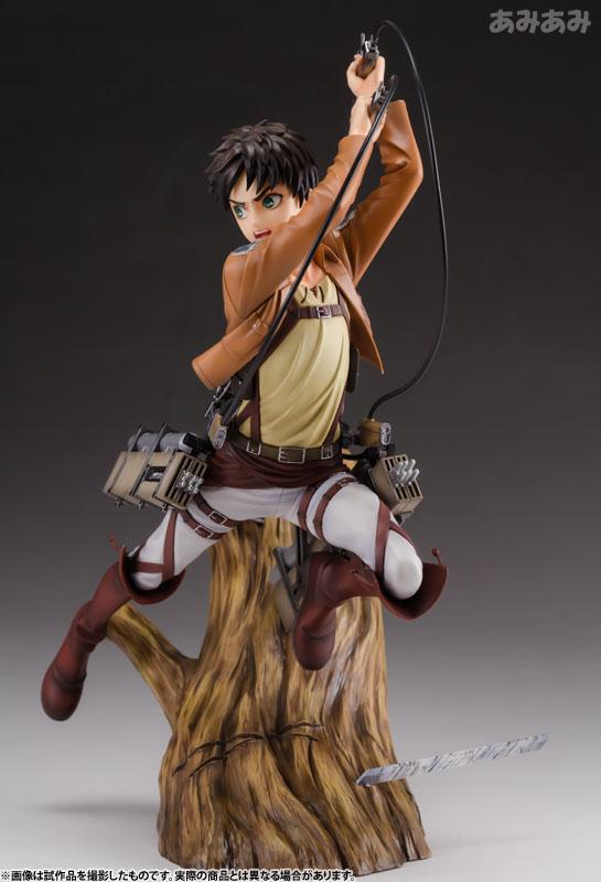 Figurine Eren Yeager – Shingeki no Kyojin