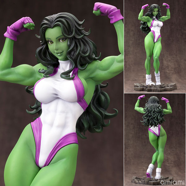 Figurine She-Hulk – Savage She-Hulk
