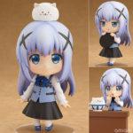 Figurine Nendoroid Kafuu Chino – Gochuumon wa Usagi Desu ka?