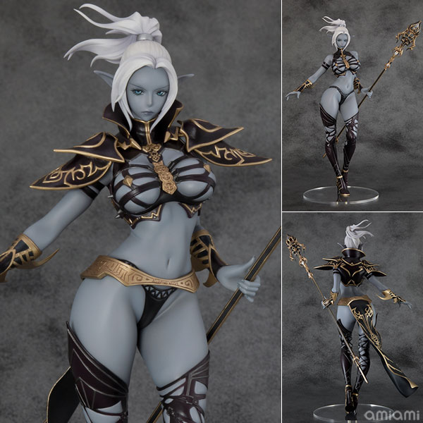 Figurine Dark Elf – Lineage II